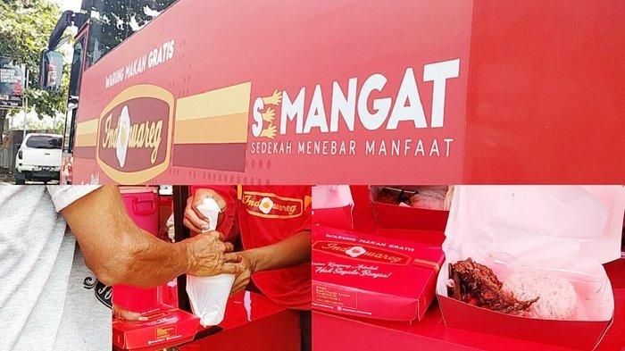 Keliling Klaten, Food Truck Indowareg Razia Perut Lapar : Berharap Jangan Sampai Ada yang Kelaparan