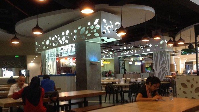 Inovasi Terbaru Foodpark di The Park Mall Solo Baru, Warung Iga Pak Wid Khas Boyolali