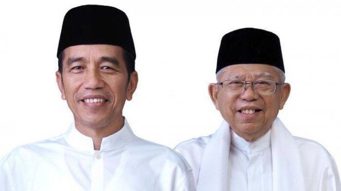 10 Janji Jokowi-Maruf Amin, dari Kartu Sembako Murah hingga Akses Internet Cepat