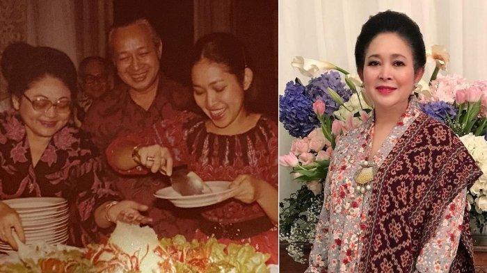 Titiek Soeharto Kenang Masa Lalu dengan Mendiang Soeharto dan Bu Tien, Ceritakan Hobi Orangtua