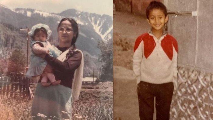 Netizen Puji Sosok Bayi Cantik Pakai Rok, Syok saat Tahu Ternyata Itu Foto Masa Kecil Shaheer Sheikh