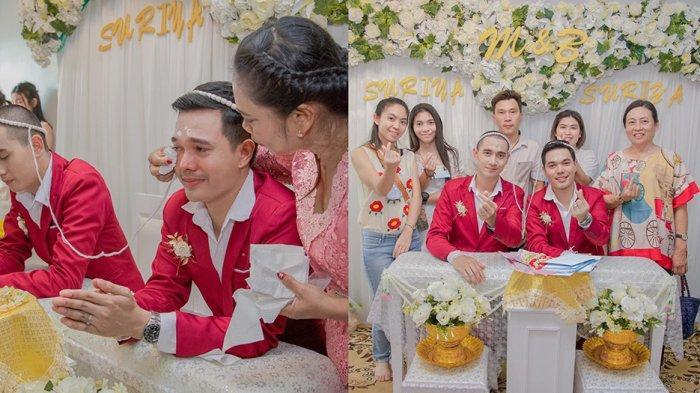 Viral Foto Pernikahan Pasangan Gay di Thailand Dibully Netizen Indonesia, Kini Bakal Lapor Polisi