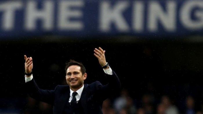 Bersaing Perebutkan Zona Liga Champions dengan Man United, Frank Lampard Sebut Chelsea Tak Keder
