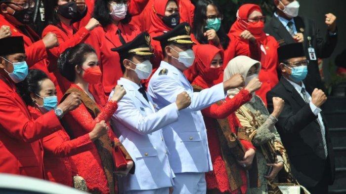 Achmad Purnomo Tunjukkan Kebesaran Hati, Tetap Datang ke Pelantikan Gibran Walau Sempat 'Ditikung'