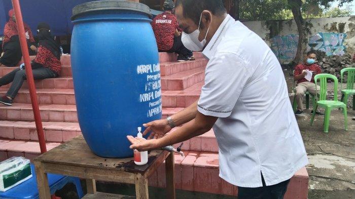 Suasana TPS 22 Tempat Walikota Solo FX Hadi Rudyatmo Mencoblos: Protokol Kesehatan Diperketat