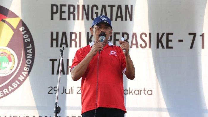 Sedang di Jakarta, Ketua DPC PDIP Solo Rudy Siap Temui Ketua Umum Megawati Bila Diperintah