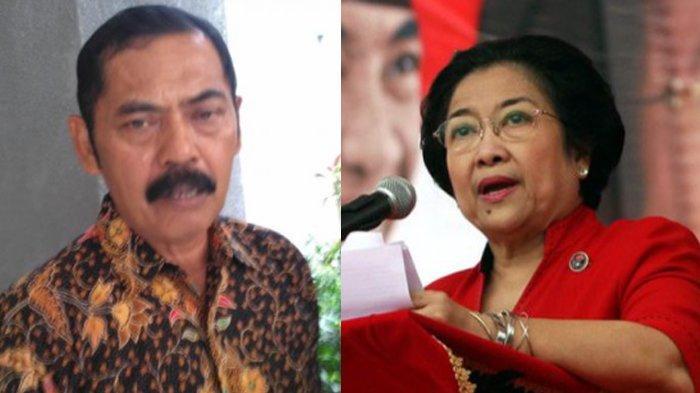 Kisah Kaki FX Rudy Jadi Ganjel Kursi Megawati Berjam-jam, Awal Mula Rudy Jadi Kader Kesayangan Mega?