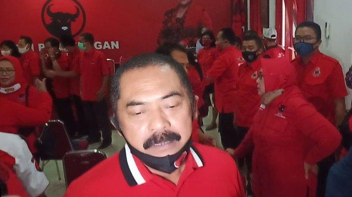 Rapat Umum Masa Kampanye Pilkada Solo Hanya Boleh Sekali, Begini Tanggapan Ketua DPC PDIP FX Rudy
