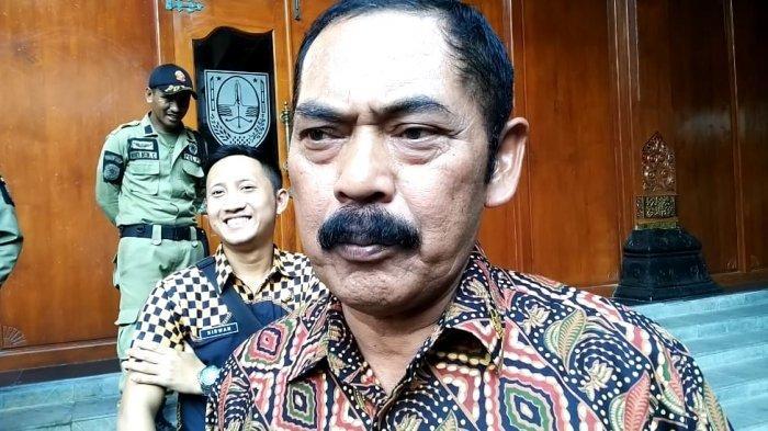 Penantang Gibran Ingin Silaturahmi, FX Rudy : Garis Politik Saya Jelas, Mengusung Gibran-Teguh