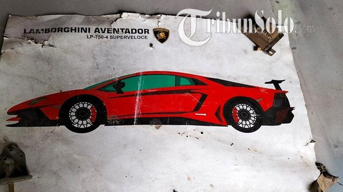 Gambar Lamborghini Aventador LP-750-4 Superveloce.