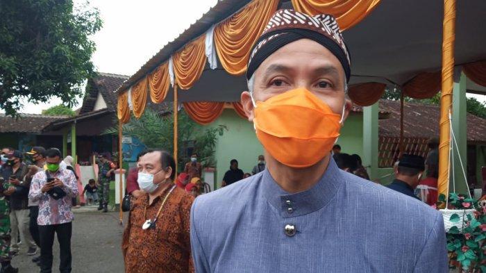 Ganjar Pranowo Tambah Tiga Daerah Selama Pembatasan Kegiatan Jawa-Bali: Kudus, Pati, dan Magelang