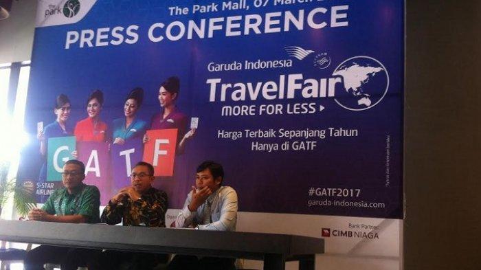 Garuda Indonesia Luncurkan Mobile Apps pada Gelaran GATF 2017