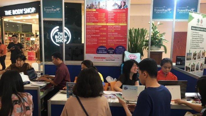 Gelaran GATF Fase Kedua 2018 di Solo, Fresh Booking Umroh Capai Rp 30 Miliar