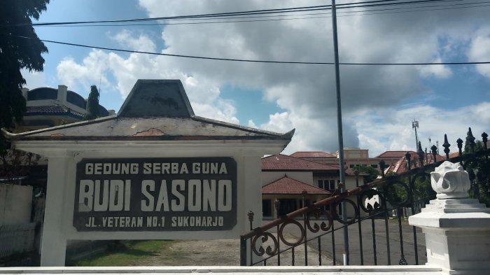 Pemkab Sukoharjo Anggarkan Rp 310 Juta untuk Perobohan Gedung Budi Sasono