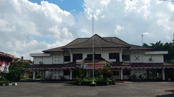 Gedung DPRD Sukoharjo yang Lama Dirobohkan, Untuk Bangun Lagi Keluar Duit Rp 50 Miliar