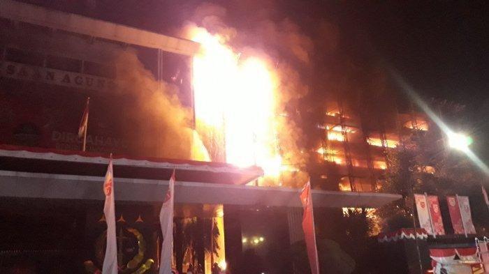 Gedung Kejaksaan Agung Terbakar, Bagaimana Nasib Berkas dan Dokumen Kasus Penting?