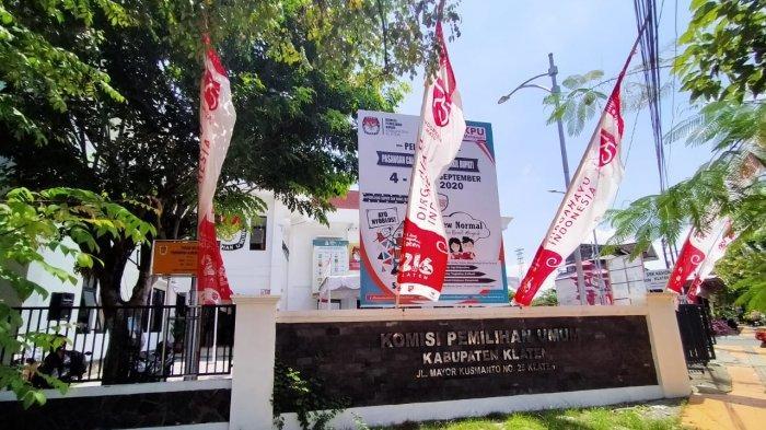 Ketiga Bapaslon Sudah Mendaftar di Pilkada Klaten 2020, Inilah 2 Penantang Kuat Bupati Petahana