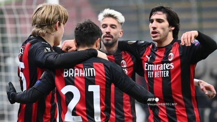 Janji Pemain AC Milan Arungi Liga Italia Serie A, Sandro Tonali Berikan yang Terbaik