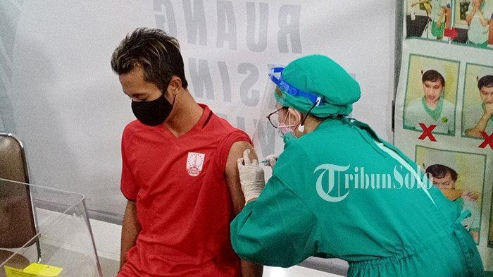 Stok Vaksin di Solo Menipis Minggu Ini, Dinkes: Untuk Tahap Kedua Masih Aman