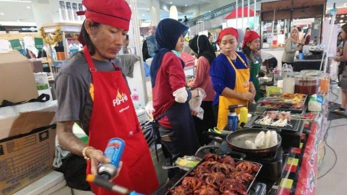 50 Tenant Meriahkan Solo Halal Food Festival di Solo Paragon Lifestyle Mall