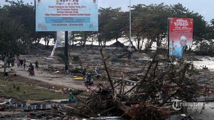 Sutopo Purwo Nugroho Sebut Sempat Terjadi Pengadangan Kendaraan Logistik di Mamuju Utara