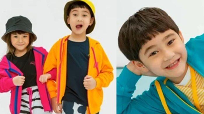 Rafathar dan Gempita Jadi Model Pakaian Anak, Menggemaskan Saat Pemotretan: Intip Foto-fotonya