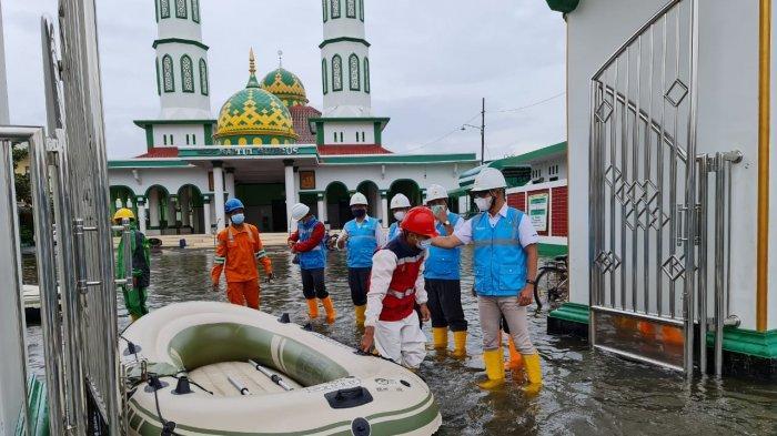 Kondisi Terkini Banjir di Semarang, PLN Berhasil Pulihkan 92% Sistem Kelistrikan