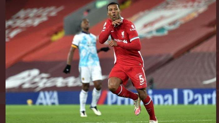 Kontrak di Liverpool Tak Diperpanjang, Georginio Wijnaldum Angkat Kaki Menuju PSG
