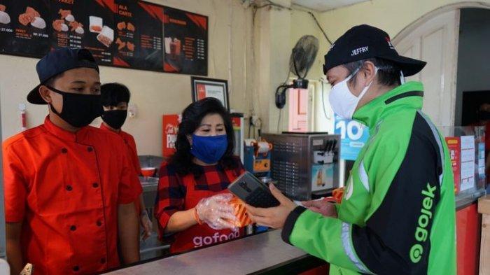 Solo Jadi Awal Gerakan BangkitBersama : Gibran Berharap GoTo Bisa Menangkan UMKM di Solo