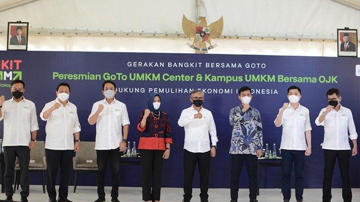UMKM Solo Bangkit, GoTo Dukung Pemulihan Ekonomi Indonesia Lewat Gerakan #BangkitBersama