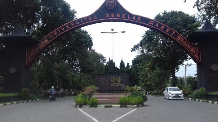 Sikap UNS Solo, Setelah ada Mahasiswanya yang Layangkan Protes Keras ke Jokowi : Tak ada Pemanggilan