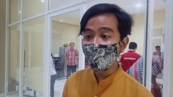 Kompak dengan Bagyo Wahyono, Gibran Rakabuming Raka Juga Ogah Tanggapi UU Cipta Kerja