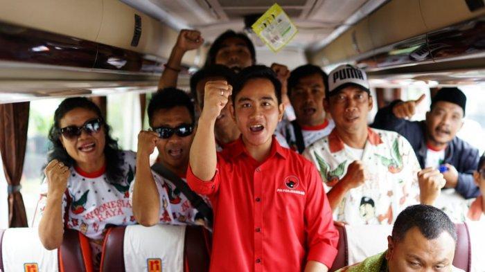 Reaksi Gibran Putra Jokowi Dapati Namanya Ada di Dalam Daftar Penerima Rekomendasi Pilkada Solo 2020