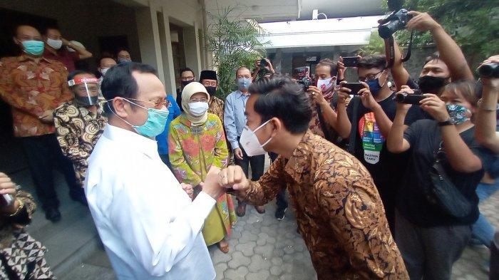 Achmad Purnomo Mantan Rival Gibran Putuskan Pensiun dari Dunia Politik, Pilih Jadi Wiraswasta