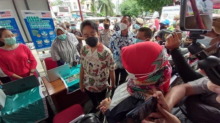 Persis Jokowi, Wali Kota Solo Gibran Mau Semua Program Dilakukan Cepat, Termasuk Vaksinasi Covid-19
