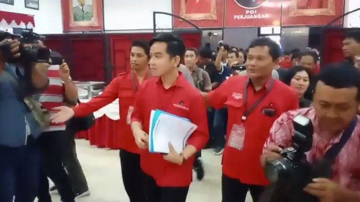 PDIP Tes Kelayakan Gibran Jadi Calon Wali Kota Solo, Ini 4 Pertanyaan yang Diajukan ke Anak Jokowi