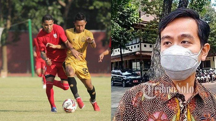 Fakta Persis Solo vs Bhayangkara FC : Gibran Ikut Menonton, WTN Ungkap Perasaan Bertemu Mantan