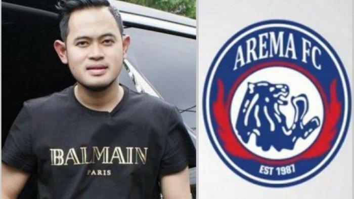 Arema FC vs Persib, Gilang Crazy Rich Janjikan Bonus Melimpah jika Singo Edan Tekuk Maung Bandung