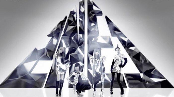 Lirik Lagu 'I Am The Best' 2NE1, Lagu yang Buat 2NE1 Masuk Peringkat 7 Besar setelah BIGBANG dan BTS