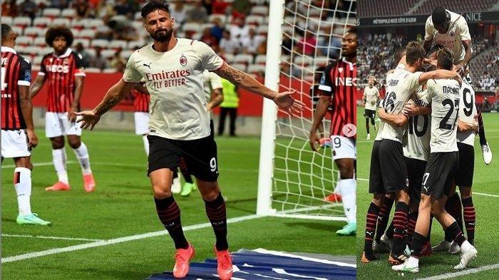 Hasil Latih Tanding Klub-klub Besar Liga: Sentuhan Pertama Giroud Cetak Gol, Monza vs Juventus 1-2