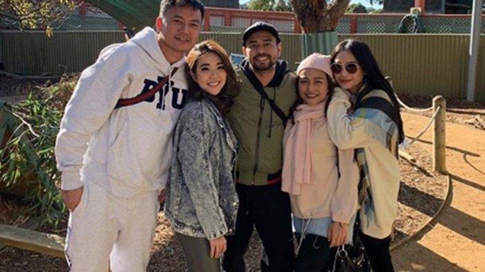Intip Penampilan Gisella Anastasia saat Liburan ke Australia, Ajak Kekasih Bertemu Raffi dan Nagita