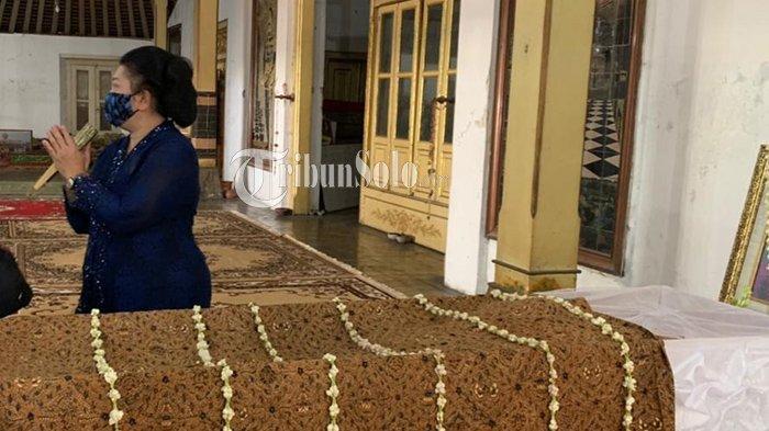 Firasat Keluarga Terkait Meninggalnya GRAy Koes Isbandiyah, Gusti Moeng : Pamit Lewat Mimpi