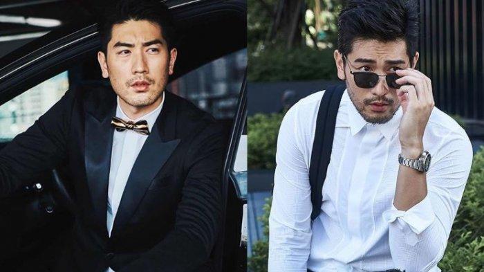 Aktor Godfrey Gao Meninggal saat Syuting, Unggahan Hitam Putih dan Senyum Lepas Jadi Sorotan Netizen