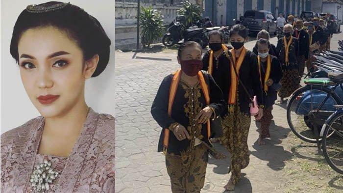Foto-foto Pernikahan Anak Raja Solo GRAj Putri Purnaningrum : Cantiknya Sang Putri Keraton Solo