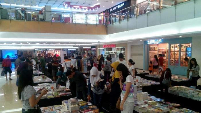 Gramedia Book Fair di Hartono Mall Solo Baru Tawarkan Aneka Buku Seharga Rp 5 Ribuan