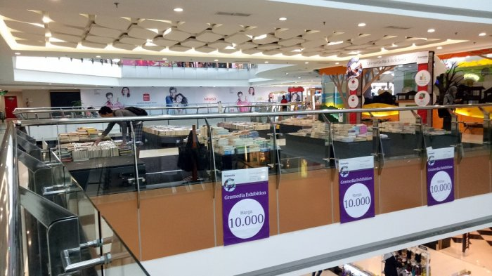 Beli Buku dengan Harga Rp 10 Ribu? Datang Saja ke Gramedia Exhibition di Hartono Mall Solo Baru