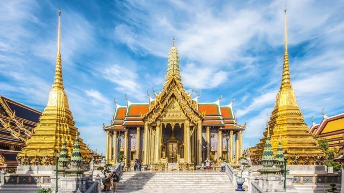 Biaya Liburan Keliling Asia Tak Sampai Jutaan Rupiah, Terbang ke Bangkok Cukup Rp 600 Ribuan