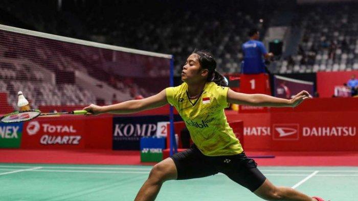 Babak 16 Badminton Olimpiade Tokyo 2020: Gregoria Mariska Hadapi Lawan Berat, Ratchanok Intanon