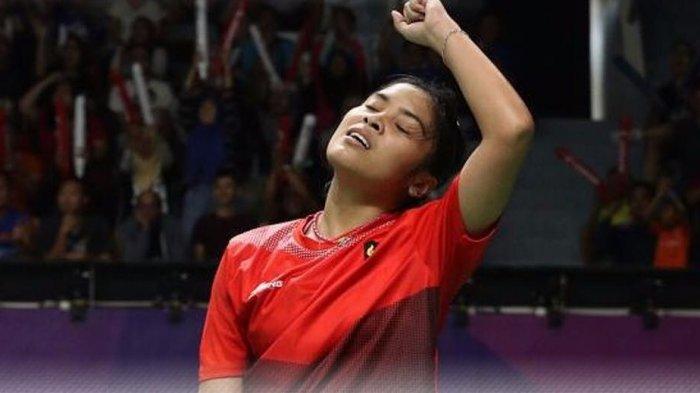 Hasil Pertandingan Badminton Tunggal Putri Olimpiade Tokyo 2020, Gregoria Alami Kekalahan