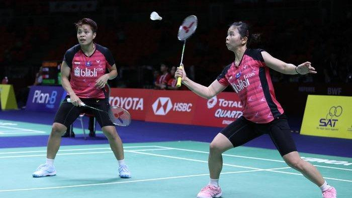 Link Live Streaming Final Thailand Open, Dua Wakil Indonesia Siap Berlaga Siang Ini